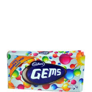 CADBURY GEMS BOX 20.47G