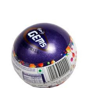 CADBURY GEMS BALL 21.36 G