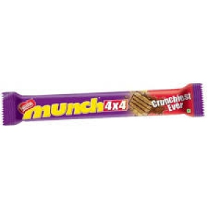 NESTLE MUNCH CRUNCHIEST EVER 10.1G