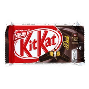 NESTLE KITKAT DARK CHOCOLATE 45G