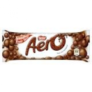 NESTLE AERO BUBBLES CHOCOLATE 41G