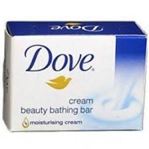 DOVE CREAM BEAUTY BATHING BAR 3X100GM