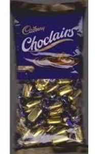 CADBURY CHOCLAIRS PKT 437G