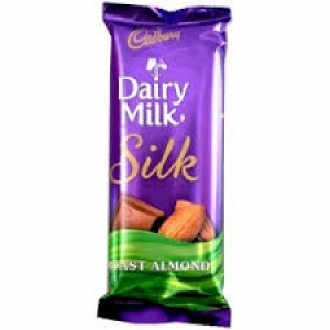 CADBURY DAIRY MILK SILK ROAST ALMOND 145G