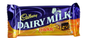 CADBURY DAIRY MILK CRACKLE 40G