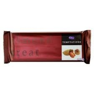 CADBURY TEMPTATIONS ALMOND TRE 72G
