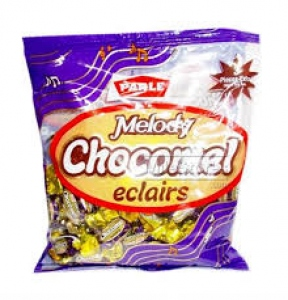 PARLE MELODY CHOCOMEL ECLAIRS 209G