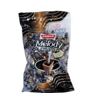 PARLE MELODY CHOCOLATY PKT 195.5G