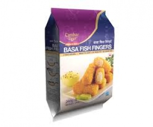 CAMBAY TIGER BASA FISH FINGERS 240G