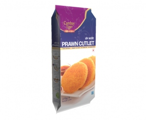 CAMBAY TIGER PRAWN CUTLET 270G