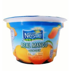 NESTLE REAL MANGO YOGHURT