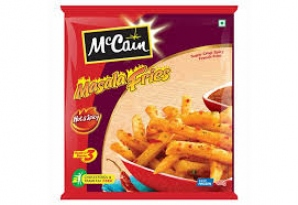 MCCAIN MASALA FRIES 175GMS