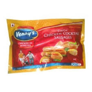 VENKY`S CHICKEN COCKTAIL SAUSAGES 300G