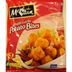 MCCAIN POTATO BITES 450G