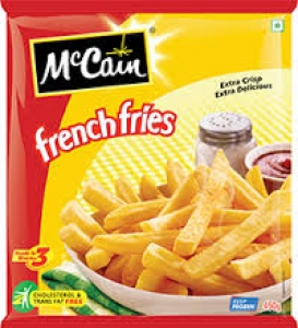 MCCAIN FRENCH FRIES  750G