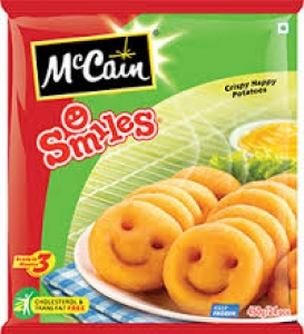 MCCAIN SMILES POTATOES 450G