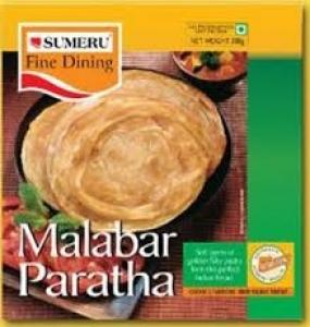 SUMERU MALABAR PARATHA  1KG