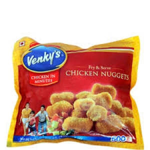 VENKY`S CHICKEN NUGGETS 500G