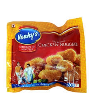 VENKY`S CHICKEN NUGGETS 200G