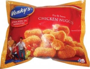 VENKY`S CHICKEN NUGGETS 1KG