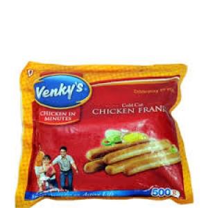 VENKY`S CHICKEN HOT DOG 400G