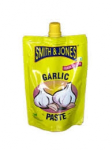 SMITH & JONES GARLIC PASTE 200GM