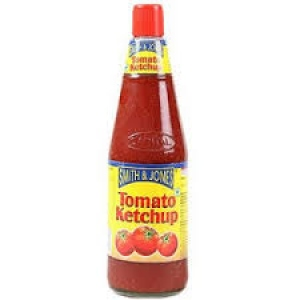 SMITH & JONES TOMATO KETCHUP 500GM