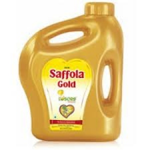 SAFFOLA  GOLD 2LTR CAN