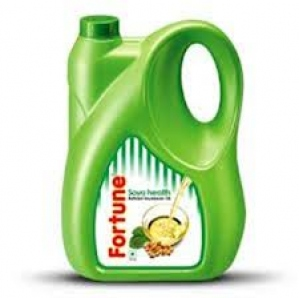FORTUNE SOYA OIL CAN 5LTR