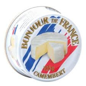 BONJOUR CAMEMBERT 125 GMS