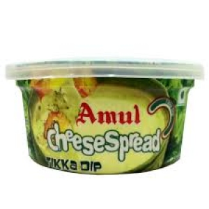 AMUL CHEESE SPREAD TIKKA DIP 200G