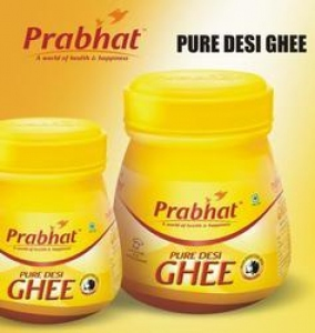 PRABHAT PURE COW GHEE 500ML BOTTLE