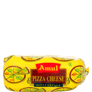 AMUL PIZZA CHEESE MOZZARELLA 1KG
