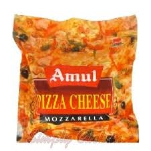 AMUL PIZZA CHEESE MOZZARELLA 200G