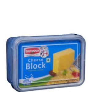 BRITANNIA CHEESE BLOCK 200G