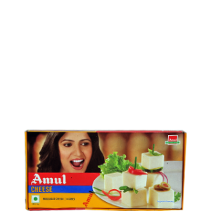 AMUL CHEES CUBES 500GM