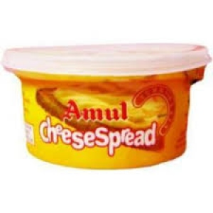AMUL CHEESE SPREAD PLAIN 200G