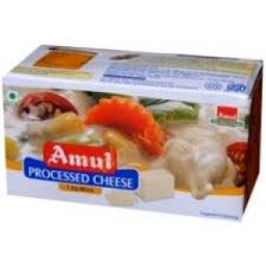 AMUL CHEESE BLOCK 1KG