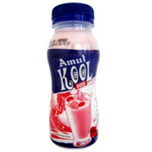 AMUL KOOL ROSE PET 200ML