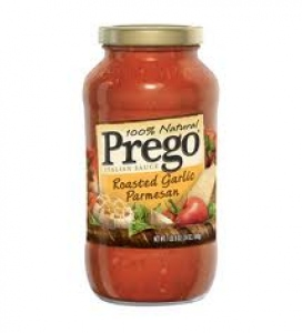 PREGO ROASTED GARLIC PARMESAN