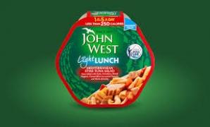 JOHN WEST LIGHT LUNCH