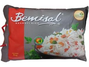 BEMISAL BASMATI RICE 1KG