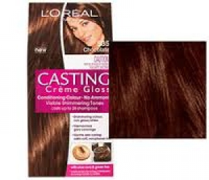 LOREAL PARIS 535-CHOCOLATE 87.5G+72ML
