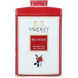 YARDLEY TALC RED ROSES 125G