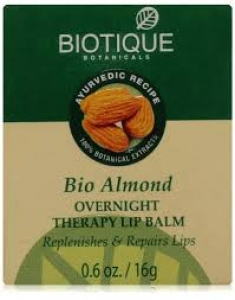 BIOTIQUE BIO ALMOND LIP BALM 16G