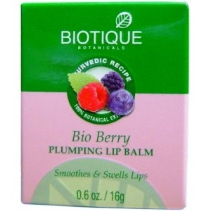 BIOTIQUE BIO BERRY PLUMPING LIP BALM 16G