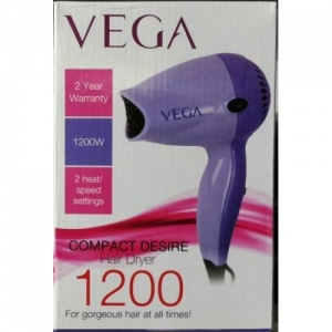 VEGA COMPACT DESIRE HAIR DRYER -01