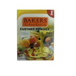 BAKERS CUSTARD POWDER VANILLA 100G
