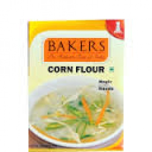 BAKERS CORN FLOUR 100G