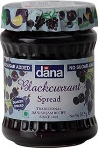 DANA DIABETIC BLACKCURRANT SPREAD 315G